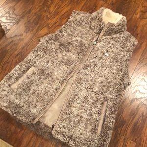 The Southern Shirt Company Jackets & Coats - Southern Shirt Company Sherpa Vest NWT